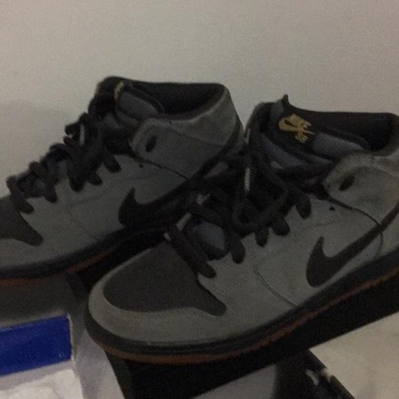 Nike Dunk Sb Mid 9-5 Mac FjtickP